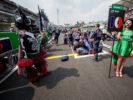 Pierre Gasly Toro Rosso on track Mexico GP F1/2017