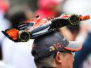 McLaren Fan Fernando Alonso Suzuka Circuit, Japan. Thursday 5 October 2017.
