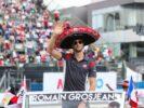 Romain Grosjean Haas Mexico GP F1/2017