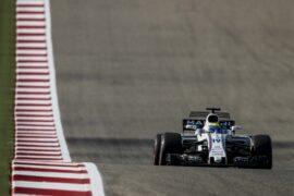 Circuit of the Americas, Austin, Texas, United States of America 2017. Felipe Massa, Williams FW40 Mercedes.