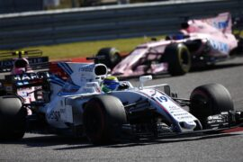 Circuit of the Americas, Austin, Texas, United States of America. Sunday 22 October 2017. Felipe Massa, Williams FW40 Mercedes.