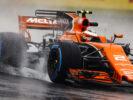 Stoffel Vandoorne McLaren Suzuka Circuit, Japan 2017.