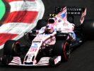Esteban Ocon (FRA) Sahara Force India F1 VJM10. Mexican Grand Prix 2017. Mexico City, Mexico.