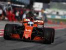 Sepang International Circuit, Sepang, Malaysia 2017. Fernando Alonso, McLaren MCL32 Honda.