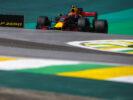 Max Verstappen Red Bull Brazilian Grand Prix F1/2017