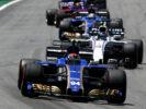 Pascal Wehrlein (D), Sauber F1 Team. Autodromo Jose Carlos Pace Brazilian GP Race 12/11/17