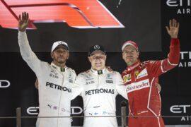 2017 Abu Dhabi Grand Prix: F1 race Results, Winner & Report