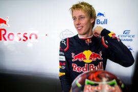 Brendon Hartley Toro Rosso Brazilian GP F1/2017