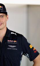 Max Verstappen Red Bull Brazilian GP F1/2017