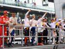 Drivers Abu Dhabi GP F1/2017
