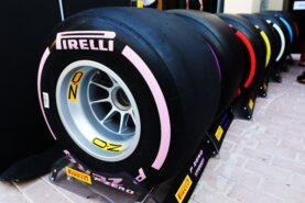 Pirelli at Formula One World Championship, Rd20, Abu Dhabi Grand Prix, Preparations, Yas Marina Circuit, Abu Dhabi, UAE, Thursday 23 November 2017.
