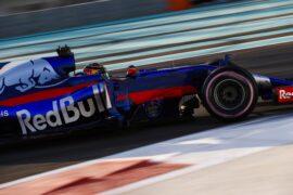 Brendon Hartley: Abu Dhabi Grand Prixview