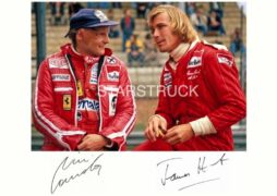 Niki Lauda & James Hunt