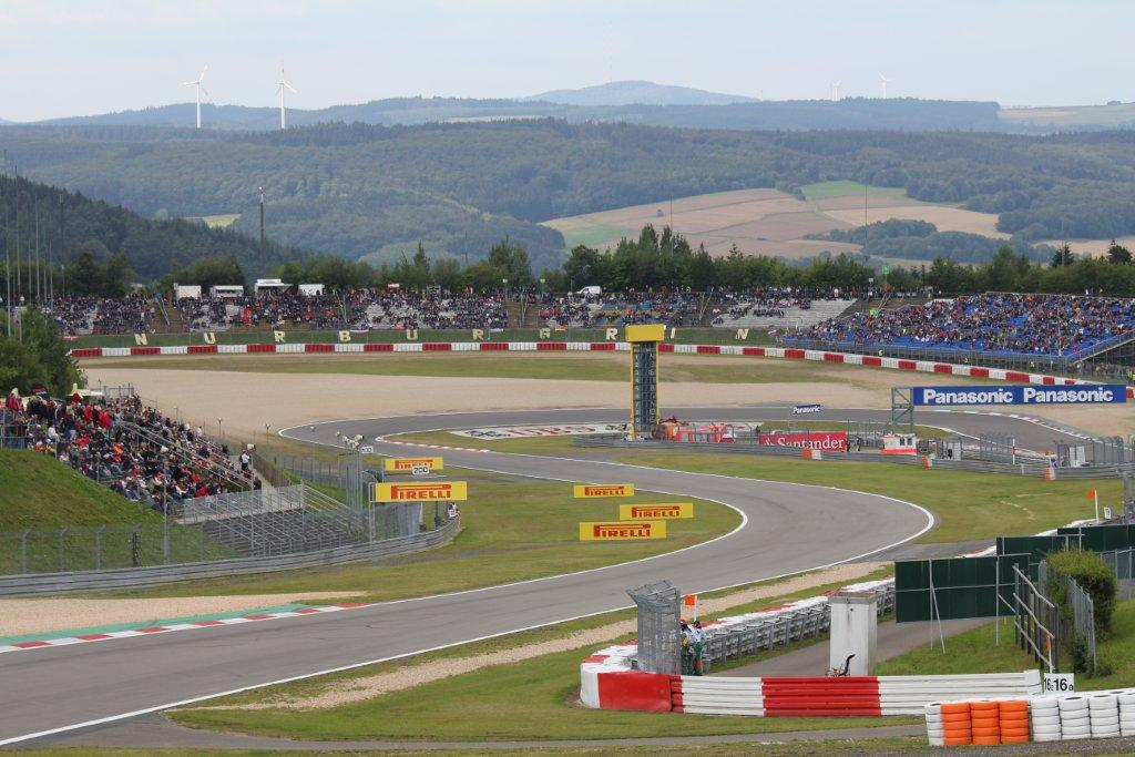 Nurburgring confirms F1 talks for 'corona' race
