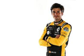 Carlos Sainz Jr (ESP) Renault Sport F1 Team. Renault Sport Formula One Team RS18 Launch, Enstone, England. Tuesday 20th February 2018.
