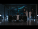 2018 Mercedes W09  F1 car launch pictures