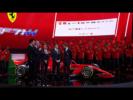 Ferrari SF71H Launch Event Video
