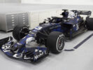Red Bull RB14 left front view