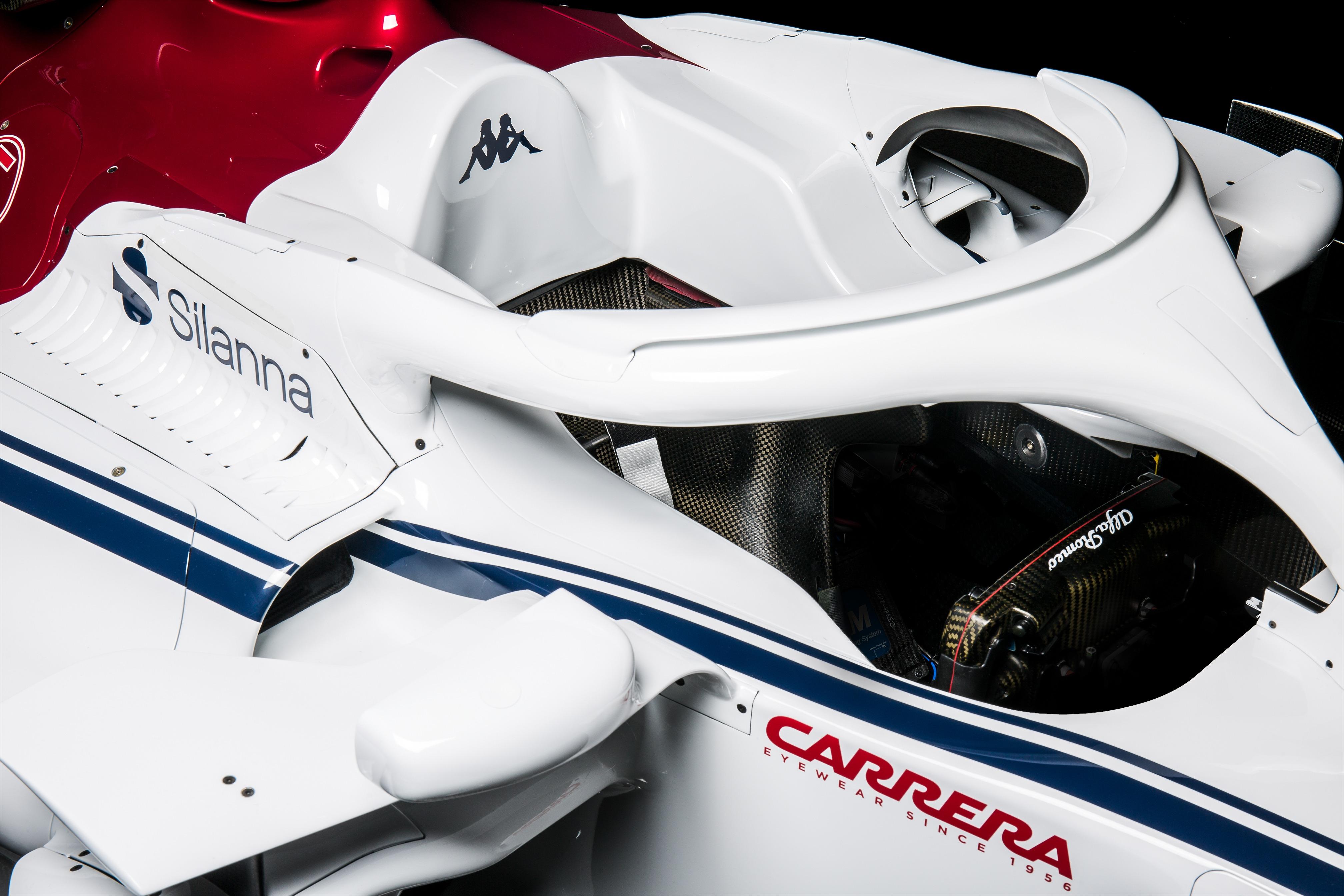 2018 Sauber C37 F1 Car Launch Pictures F1 Fansite Com