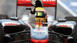 Lewis Hamilton McLaren MP4-26 (Canada 2010)
