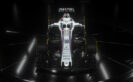 Williams FW41 front view. Credit: Williams F1