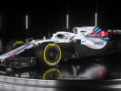 2018 Williams FW41 F1 car launch pictures