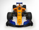 McLaren MCL33 car launch 2018 front vieuw