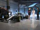 Mercedes F1 car launch recap