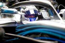 Mercedes-AMG Petronas Motorsport, Valtteri Bottas, Test, Barcelona