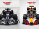 2018 Red Bull RB14 F1 car launch pictures