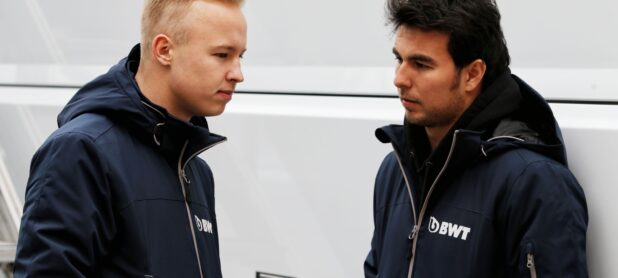 Mazepin says he and Schumacher are not friends