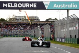 Top drivers don't want Melbourne resurfacing