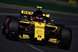 Carlos Sainz Jr (ESP) Renault Sport F1 Team RS18. Australian Grand Prix 2018. Albert Park, Melbourne, Australia.