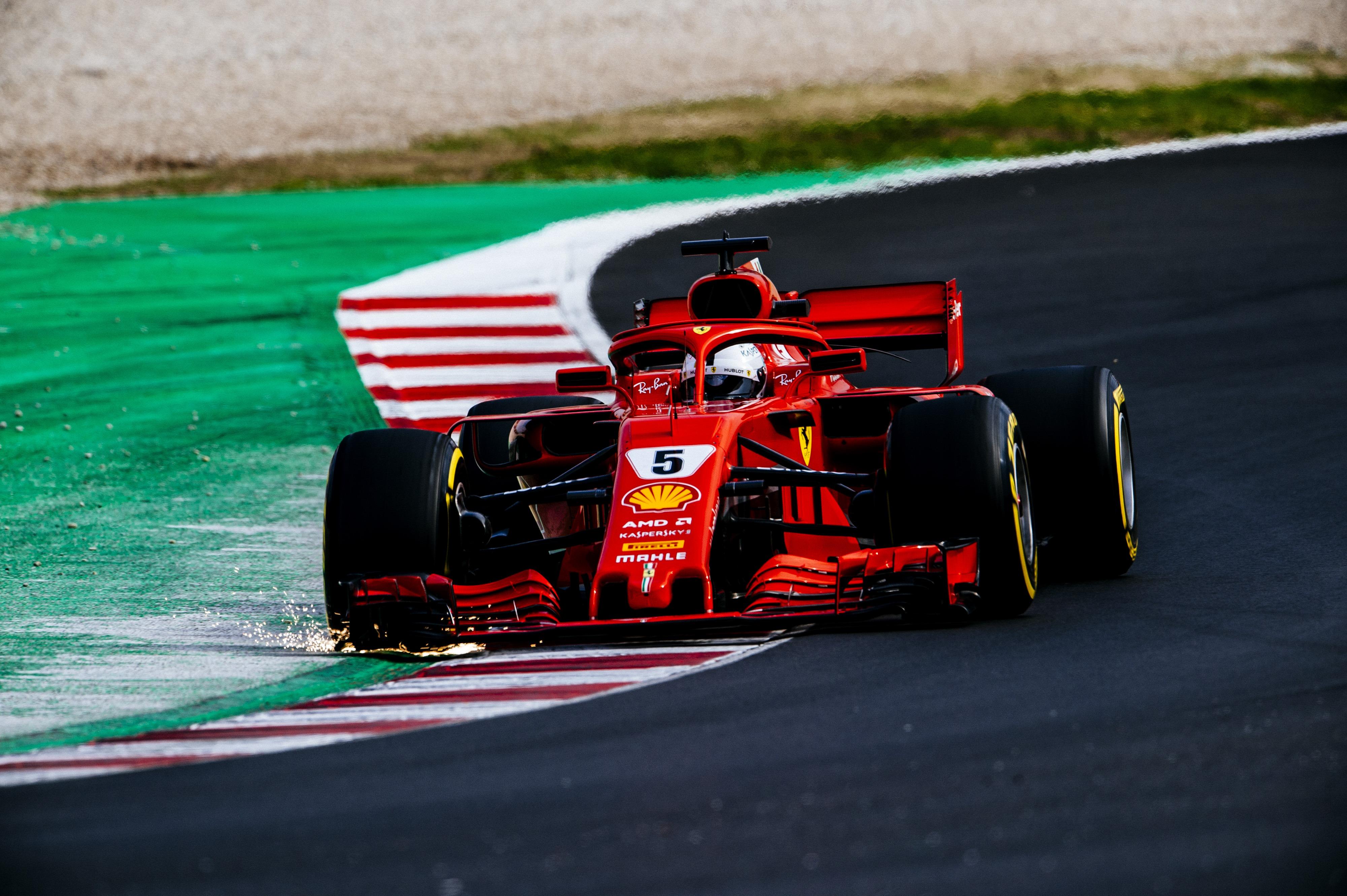 Sebastian Vettel Information Amp Statistics F1 Fansite Com