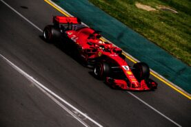 Lap times 3rd practice 2018 Australian F1 Grand Prix