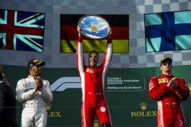 Race Results 2018 Australian F1 Grand Prix