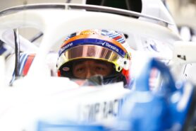 Robert Kubica Williams Circuit de Catalunya, Barcelona, Spain. Thursday 08 March 2018.