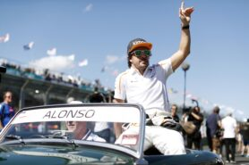 Alonso 'not at all' missing Melbourne