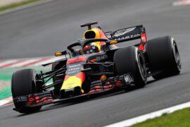 Max Verstappen Red Bull RB14 Catalunya Barcelona 2018
