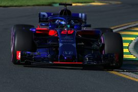 Brendon Hartley Toro Rosso Australian GP F1/2018