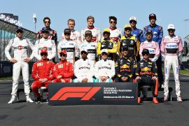 2018 F1 Drivers