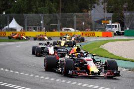 Max Verstappen Red Bull Australian GP F1/2018