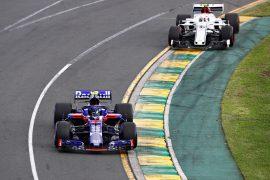 Brendon Hartley & Charles Leclerc Australian GP F1/2018