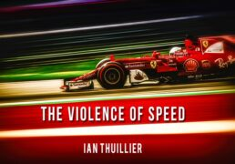 BookCover The Violence of Speed