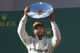 Lewis Hamilton: See all F1 Stats, Wins, Titles, Age & Wiki info