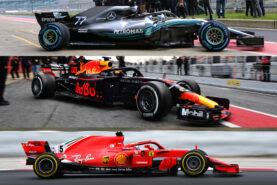 Verstappen, Vettel & Alonso fire up 2020 'silly season'