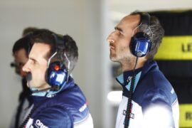 Kubica explaines why he choose no. 88