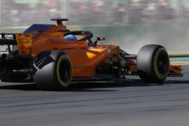 Albert Park, Melbourne, Australia 2018. Fernando Alonso, McLaren MCL33 Renault.