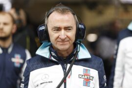 Circuit de Catalunya, Barcelona, Spain. Monday 26 February 2018. Paddy Lowe, Williams Martini Racing Formula 1.
