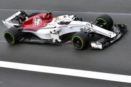 Marcus Ericsson Sauber Australian GP F1/2018